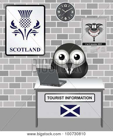 Scotland Tourist Information