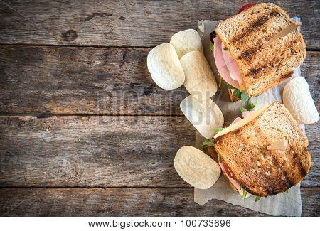 Pub Sandwiches