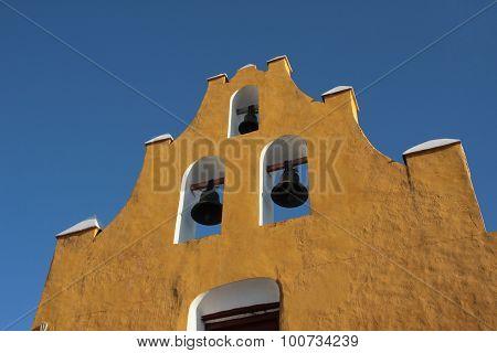 Church In Campeche