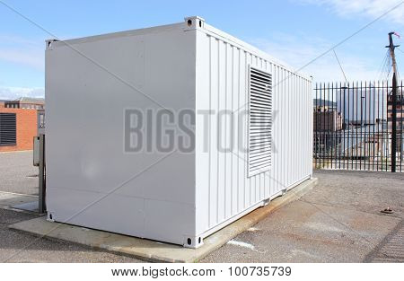 Large container