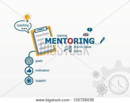 Mentoring Concepn And Notebook.