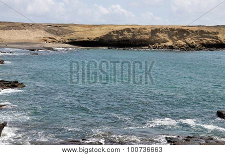 Dry High Cliffs Of Djeu