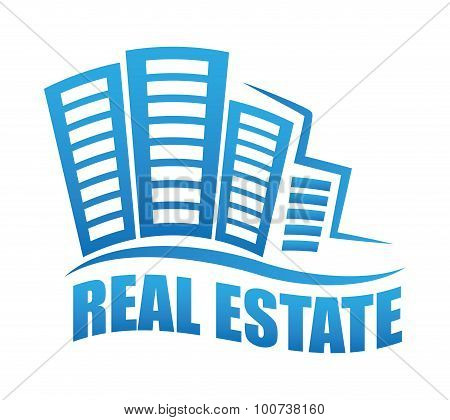Real estate edifices and residential towers