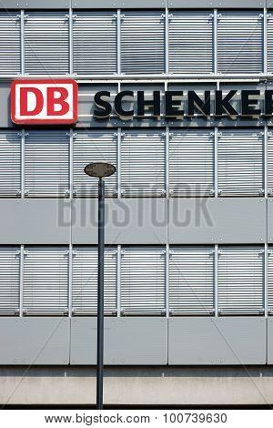 DB Schenker Mainz