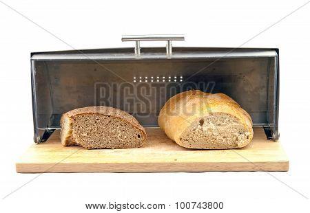 Bread In A Bread Box