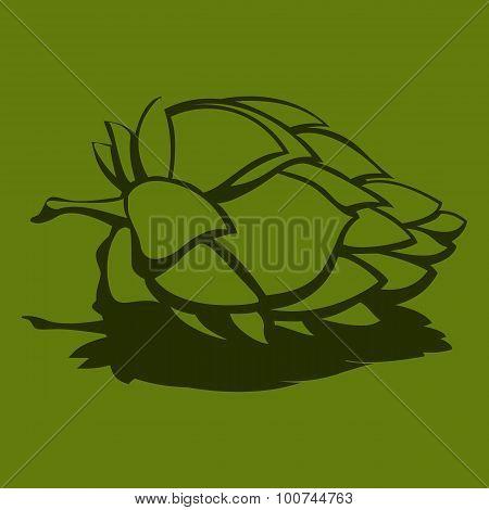 Hop Flower