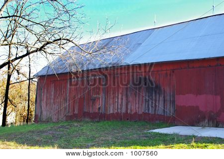 Abandoned Dairy Farm