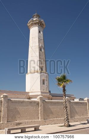 Lighthouse Of Torre Canne