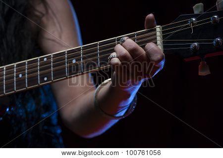 Chord Close Up