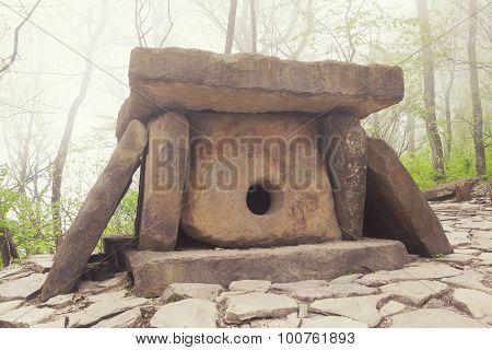 Caucasian dolmen