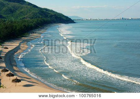 Vietnam Beach, Viet Nam Seashore, Landscape