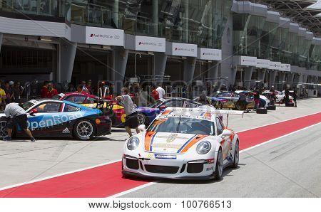 Carrera Cup Asia 2015, Sepang, Malaysia