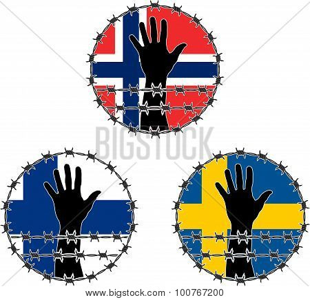 Violation Of Human Rights In Scandinavian