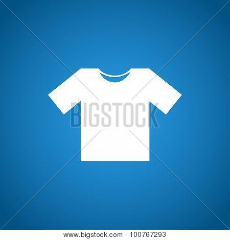 Tshirt Icon Icon, Vector Illustration.