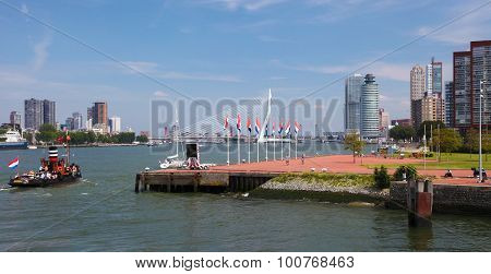 Rotterdam, South Holland, The Netherlands