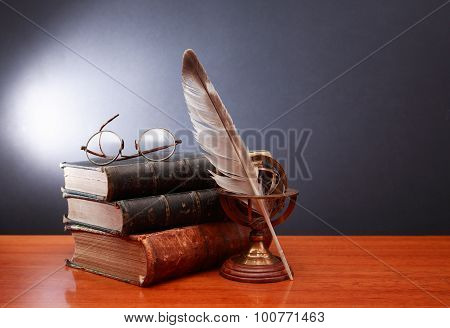 Literature Concept