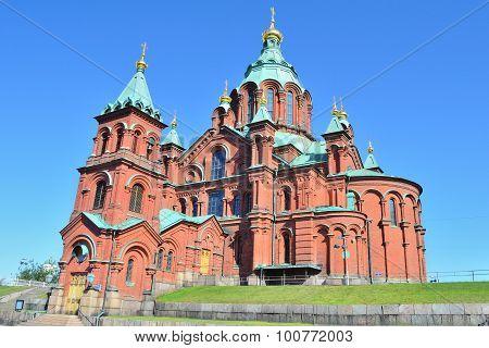 Helsinki. Uspenski Cathedral