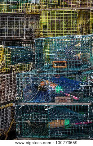 Commercial Wire Lobster Traps