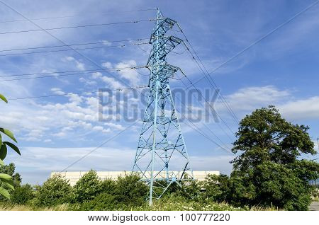 Electric power transmission line