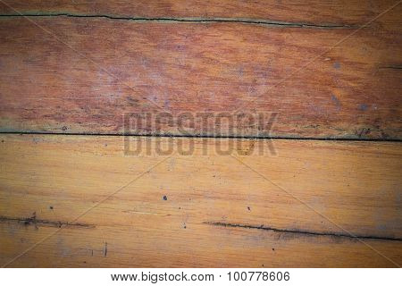Background With Cracks And Damp.