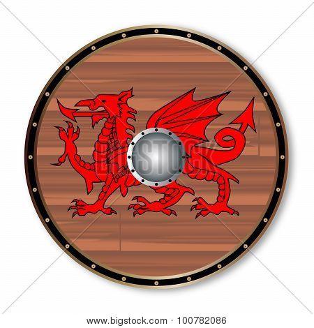 Round Celt Shield