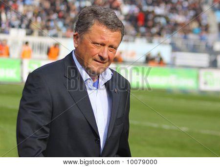 Head Coach Of Metalist Kharkiv
