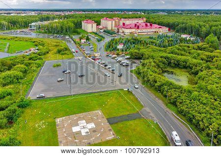 Tyumen regional clinical hospital, Russia