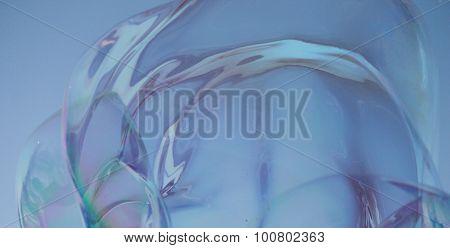 giant soap bubble background texture