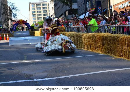 Montreal Red Bull Soapbox Race