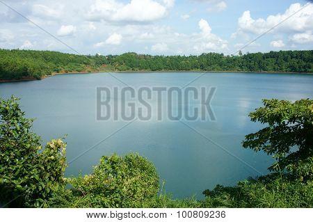 Bien Ho, Ecotourism, Pine Forest, Lake, Gia Lai, Vietnam