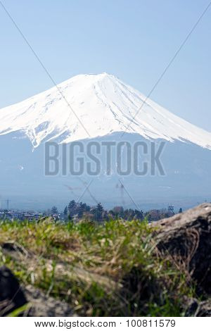 Mount Fuji, Lake Motosu