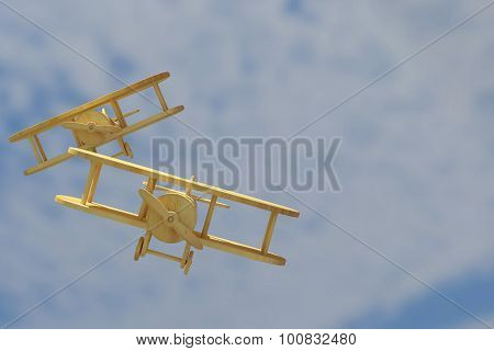 Wooden Airplanes
