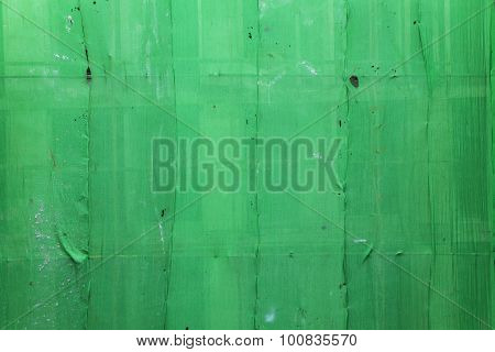 Green shading net