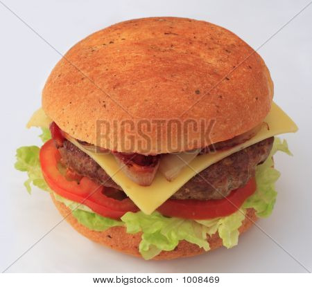 Big Juicy Classic Beef Burger