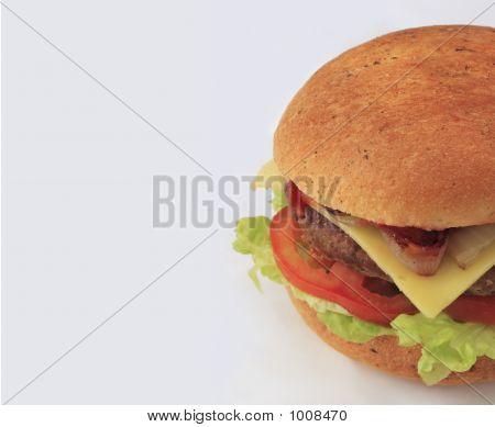 Big Juicy  Beef Burger