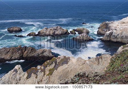 Bodega Head Rocky Shores