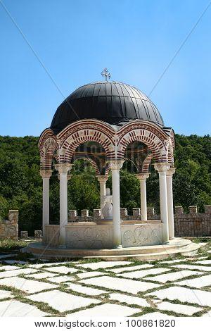 Giginski Monastery St St Kozma And Damyan. Bulgaria