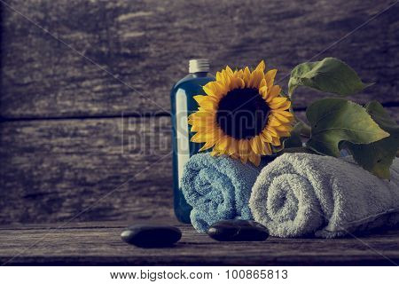 Care For Personal Hygiene Concept