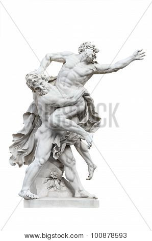 Heracles Vs Antaeus
