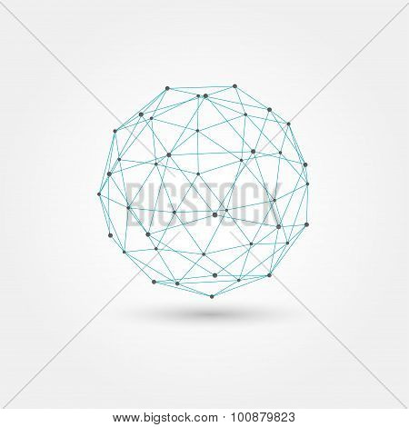 Vector Abstract Technology Illustration