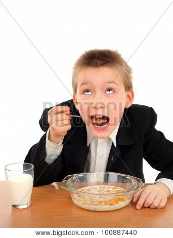 Schoolboy Eat
