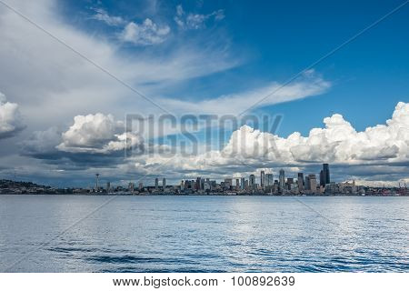 Clouds Over Emerald City