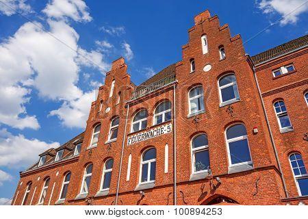 Feuerwache 5, Bremen - Old Firehouse