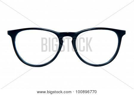 Retro eyeglasses frame
