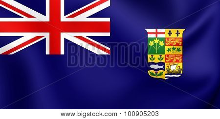 Canadian Blue Ensign (1868-1921)