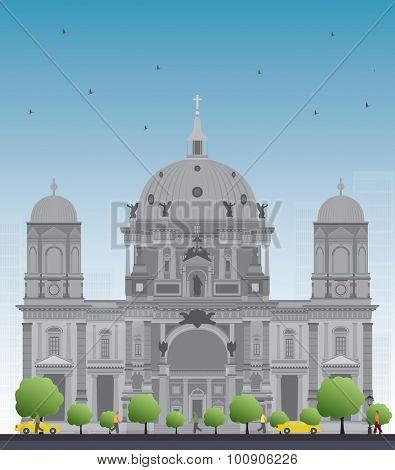 Berlin Cathedral in Berlin, Germany