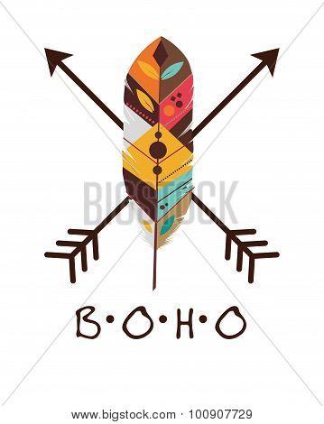 Boho design