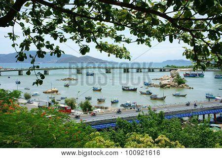 Landscape, Nha Trang Beach City