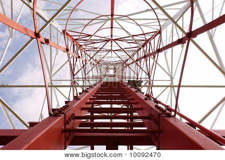 Telecom pole