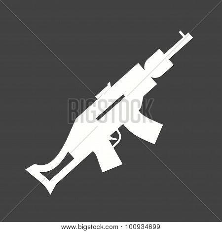 Gun , Weapon Icon